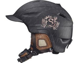 Горнолыжный шлем Salomon Patrol Black