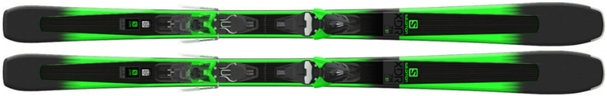 Горные лыжи Salomon XDR 78 ST + Mercury 11 (17/18)
