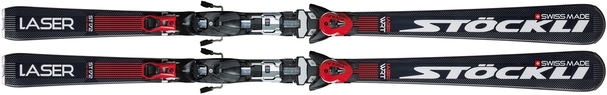 Горные лыжи Stockli Laser WRT-ST + SP 12 Ti (19/20)