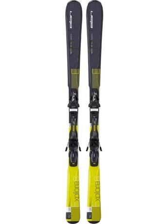 Горные лыжи Elan Explore 8 QT + EL 10.0 15/16