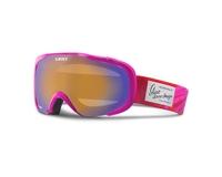 Маска Giro Field Pink Aloha/ Persimmon Blaze 50-60 (14/15)