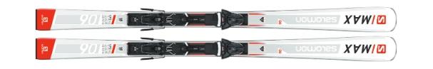 Горные лыжи Salomon S/Max 6 + крепления Z10 GW (19/20)