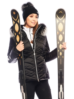 Куртка с мехом Sportalm Blanche TG m.Kap+P