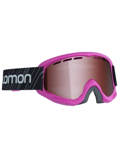 Детская маска Salomon Juke Access Pink / Tonic Orange