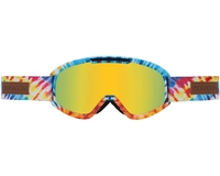 Маска Dragon DX2 Tie Dye / Gold Ionized + Yellow Red Ionized