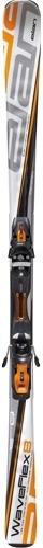 Горные лыжи Elan Waveflex 8PST Orange + крепление QT EL10.0 10/11