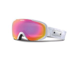 Маска Giro Field White Geo/ Amber Pink 37