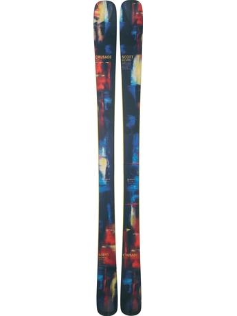Горные лыжи Scott Crusade + NC 10 B100 14/15