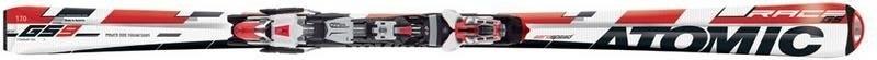Горные лыжи Atomic GS 9m + крепления Neox 310 76 Alu 2007 (06/07)