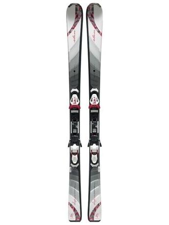 Горные лыжи с креплениями Elan Amphibio Inspire Fusion + ELW 11 12/13