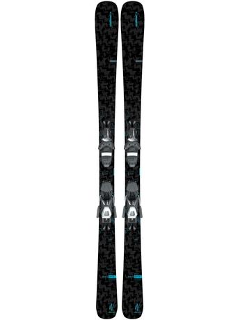 Горные лыжи Elan Black Perla LS + крепления EL 7.5 16/17