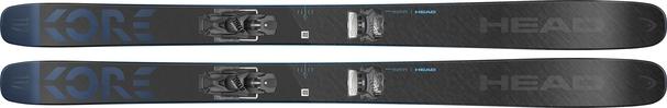 Горные лыжи Head Kore 117 + крепления ATTACK² 13 GW (20/21)