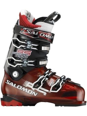 Горнолыжные ботинки Salomon RS 100 12/13