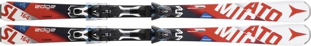 Горные лыжи Atomic Redster Edge SL + крепления XT 12 (15/16)