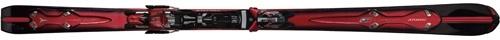 Горные лыжи Atomic D2 Vario Cut 82 Black + крепления Neox TL 12 Pro (09/10)