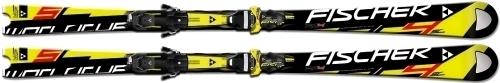 Горные лыжи Fischer RC4 Worldcup SC Pro без креплений (13/14)