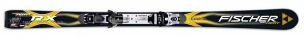 Горные лыжи Fischer RX Big Heat Flowflex + крепления RX Z 13 FLOWFLEX WIDE BRAKE (07/08)