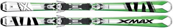 Горные лыжи Salomon X-Max X8 + крепления XT 10 (16/17)