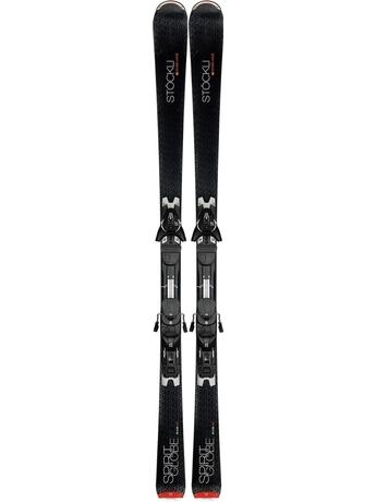Горные лыжи Stockli Spirit Globe + крепления K Z12 Ti B75 14/15