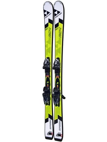 Горные лыжи Fischer XTR RC4 Speed + крепления RS 10 16/17