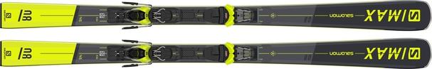 Горные лыжи Salomon S/Max 8 + крепления M11 GW L80 21/22 (20/21)