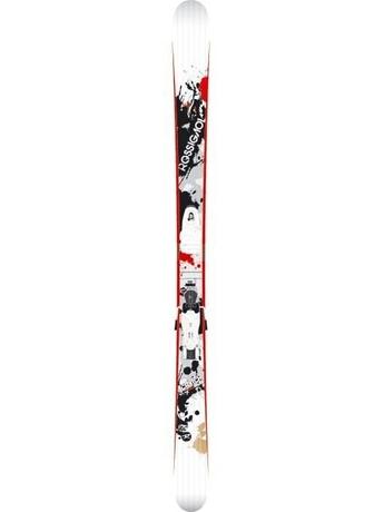 Горные лыжи Rossignol Scratch Brigade Pro + крепления AXIUM SCRATCH 110 07/08