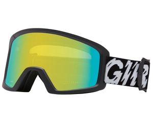 Маска Giro Blok Black Static / Loden Yellow