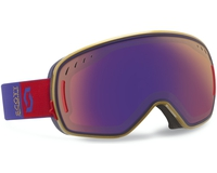 Маска Scott LCG RozG Purple Red / Purple Chrome