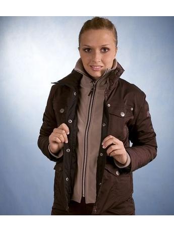 Куртка Besson Cervinia brown