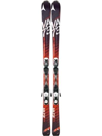 Горные лыжи с креплениями Atomic Vario Fiber + XTE 10 12/13