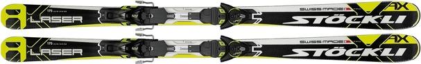 Горные лыжи Stockli Laser AX + крепления M AM12 C90 (15/16)