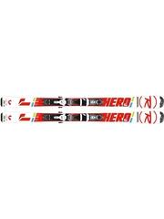 Горные лыжи Rossignol Hero JR 100-130 + Kid X 4 (17/18)