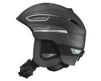 Шлем Salomon Impact Custom Air Black Matt