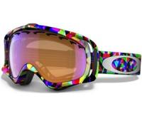 Маска Oakley Crowbar JP Auclair Alpine Initiative / H.I. Persimmon