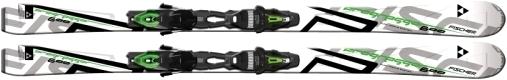 Горные лыжи Fischer Progressor 600 без креплений (13/14)