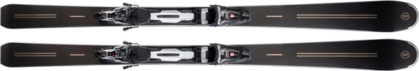 Горные лыжи Bogner Fineline Fiber VT4 + Xcell Premium Edition