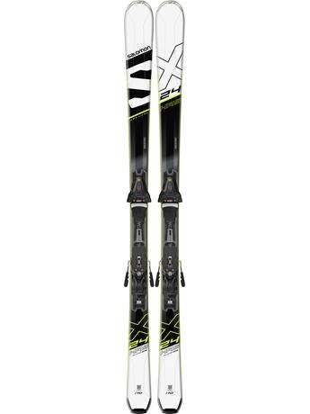 Горные лыжи Salomon 24 Hours Max (170) + крепления Z12 18/19