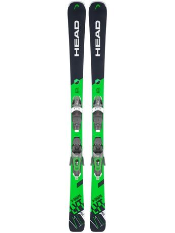Горные лыжи Head V-Shape V10 + крепления PR 11 18/19