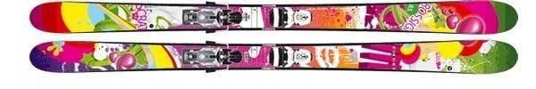 Горные лыжи Rossignol Scratch Steeze + крепления AXIAL2 200 FREE XXL (07/08)