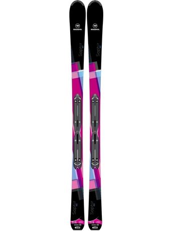 Горные лыжи Rossignol Saphir W + Xelium LTD 100 14/15