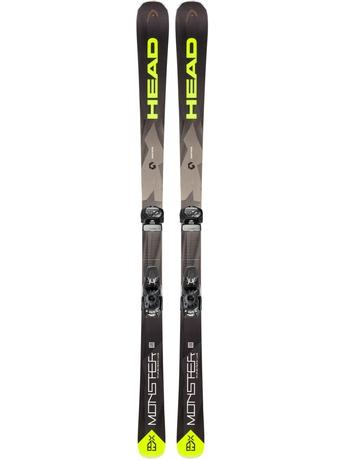 Горные лыжи Head Monster 83 X + крепления Attack² 11 GW 18/19