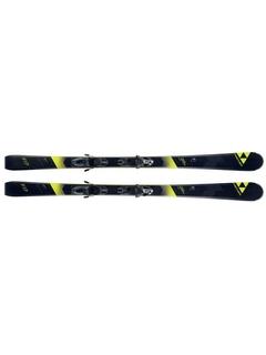 Горные лыжи Fischer Progressor F17 + RS10 (17/18)