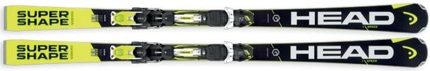 Горные лыжи Head i.Supershape Speed + крепления PRX 12 (16/17)