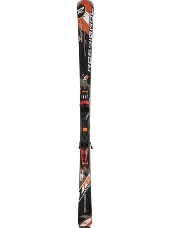 Горные лыжи Rossignol Zenith Z76 Ti Os Tpi + крепления Axium 120 S TPI 10/11