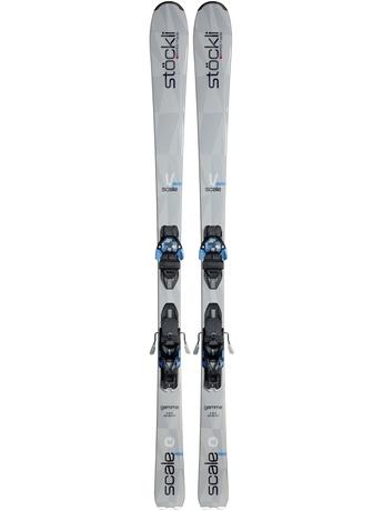 Горные лыжи Stockli Scale Gamma + крепления XM 13 18/19