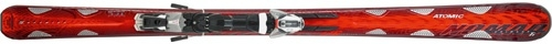 Горные лыжи Atomic Crimson TI + крепления XTO AF 412 (08/09)