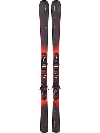 Горные лыжи Elan Amphibio 10 Fusion + крепления EL 10.0 15/16