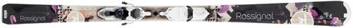 Горные лыжи с креплениями Rossignol Attraxion 1 W + Xelium SAPHIR 100 S Wht Black (12/13)