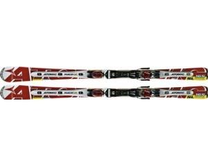 Горные лыжи с креплениями Atomic Race D2 SL + NEOX TL 12 11/12
