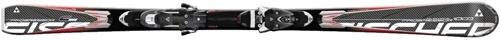 Горные лыжи с креплениями Fischer Progressor 1000 C-Line Flowflex tune it + C-Line Z13 Flowflex 20 (12/13)